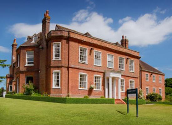 Barty House Nursing Home Roundwell Bearsted Maidstone Kent Me14 4hn