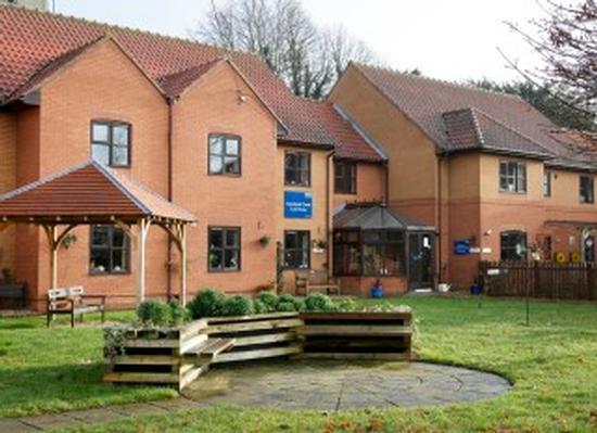 Catchpole Court Care Home Walnut Tree Lane Sudbury Suffolk Co10 1bd