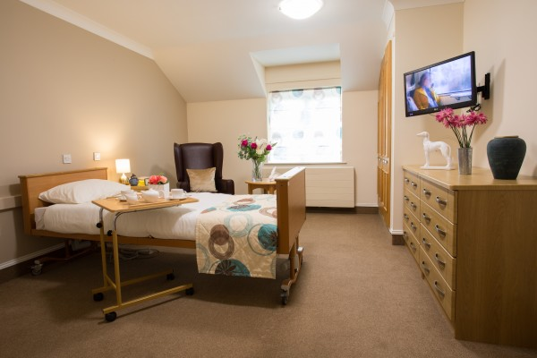 Broomcroft House Care Home 414 Ecclesall Road South Sheffield South Yorkshire S11 9py