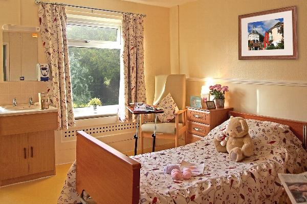 Mulberry Court Care Home 61 Darnhall Crescent Bilborough