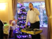 Christmas Party at Ambleside Residential Care Home
