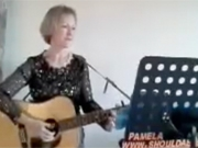 Pamela Marsh sings