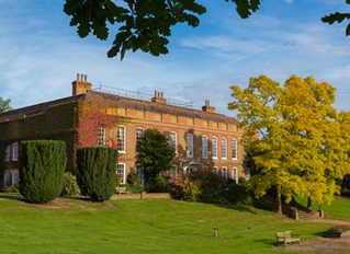 Sunrise of Frognal House, Sidcup, London