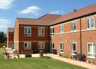Holmers House Care Home, High Wycombe, Buckinghamshire