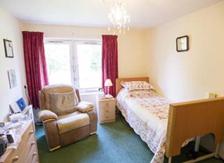 Don Thomson House Residential Care Home, Harwich, Essex