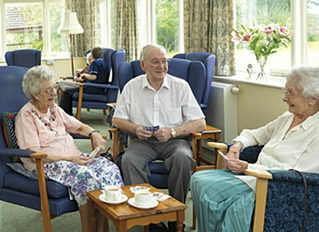 Hill House Residential Home, Colchester, Essex