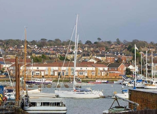 Cherry Blossom, Cowes, Isle of Wight