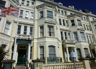 St Helier's Residential Hotel, Folkestone, Kent