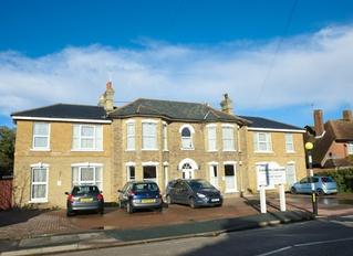 St Martins, Whitstable, Kent
