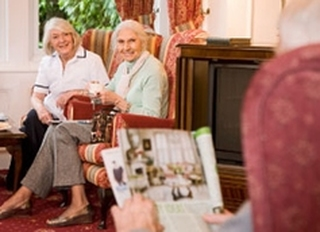 Priors Mead Care Home, Reigate, Surrey