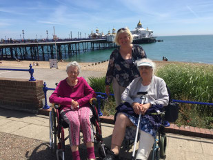 Hardwick House Retirement Home, Eastbourne, East Sussex