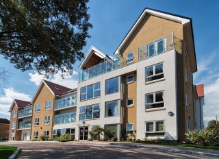 Southlands Place care home with nursing, Bexhill-on-Sea