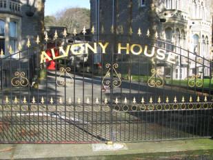 Alvony House, Clevedon, North Somerset