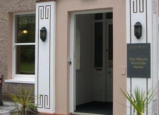 The Mount Eventide Care Home, Plymouth, Devon
