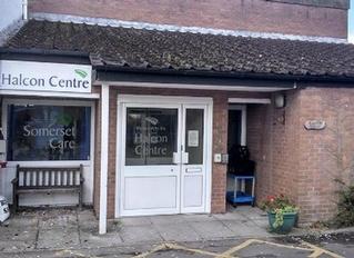 Halcon Centre, Taunton, Somerset