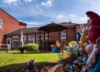 Roxburgh House Care Home, Cradley Heath, West Midlands