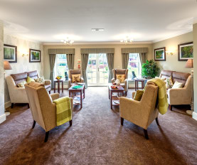 Horse Fair Care Home, Rugeley, Staffordshire