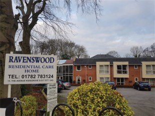 Ravenswood Care Home Ltd, Stoke-on-Trent, Staffordshire