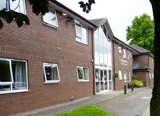 Codnor Park Residential Home, Ripley, Derbyshire