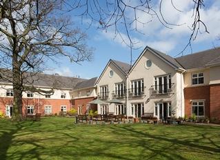 Hall Park Care Home, Nottingham, Nottinghamshire
