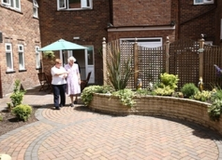 Norley Hall Care Home, Wigan, Greater Manchester