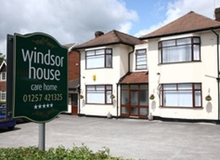 Windsor House, Wigan, Greater Manchester