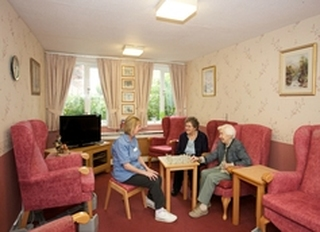 Leycester House Care Home Mobberley