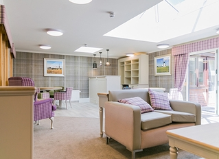 The Willows Care Home, Blackpool, Lancashire