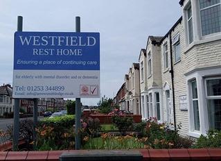 Westfield Rest Home, Blackpool, Lancashire
