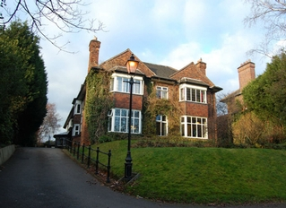 Eastwood House, Rotherham, South Yorkshire