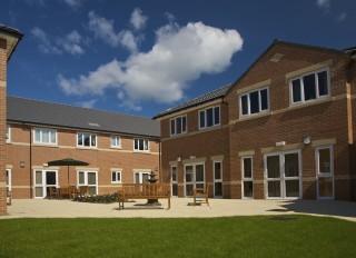 Rievaulx House Care Centre, Leeds, West Yorkshire