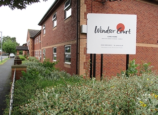 Windsor Court Care Home