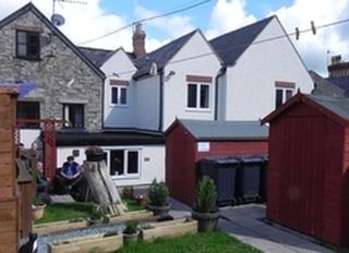 Holland House & Associated Homes, Denbigh, Denbighshire
