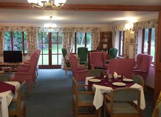 Aston Hall Residential Care Home, Deeside, Flintshire