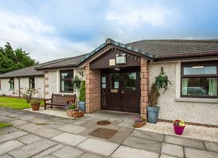 Thorney Croft Care Home Stranraer