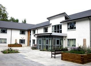 Rubislaw Park Care Home, Aberdeen, Aberdeenshire