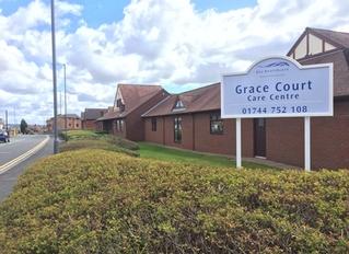 Grace Court Care Centre, St Helens, Merseyside