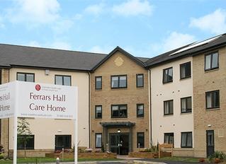 Ferrars Hall Care Home, Huntingdon, Cambridgeshire