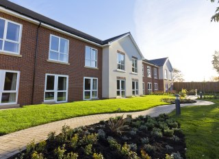 St Clare's Court Care Home, Newton Aycliffe, Durham