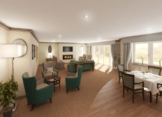 Emerson Grange Care Home, Swanley, Kent