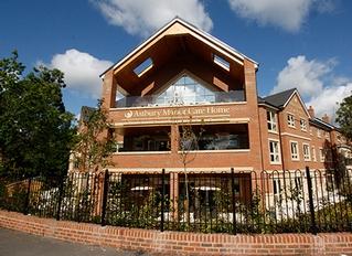 Astbury Manor Care Home