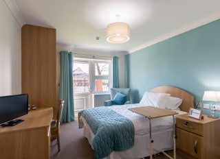 Ridgewood Court Residential Care Home, Wirral, Merseyside