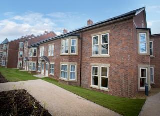 Sandhills Court Care Home, Scunthorpe, North Lincolnshire