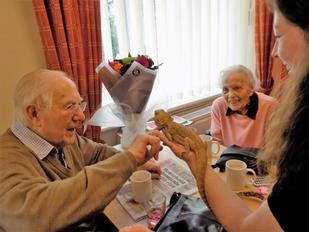 The Old Vicarage Care Home Stretton Road Clay Cross Chesterfield Derbyshire S45 9aq 60 Reviews