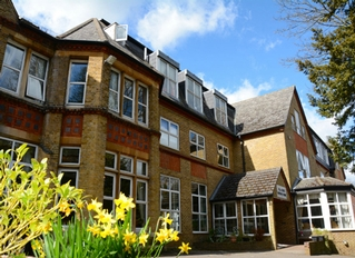 Hill House Care Home, Kenley, London
