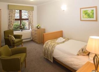 Knights Court Nursing Home, Edgware, London