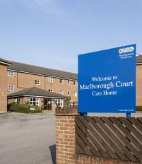 Marlborough Court Care Home
