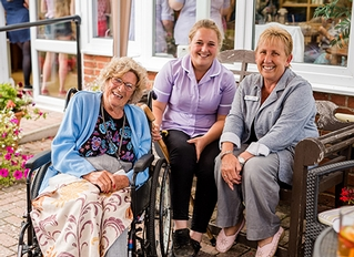 Allenbrook Nursing Home, Fordingbridge, Hampshire