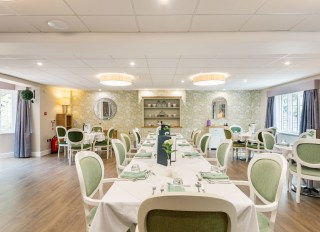 Barchester Challoner House Care Home, Eastleigh, Hampshire