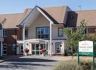 Barchester Marnel Lodge Care Home, Basingstoke, Hampshire